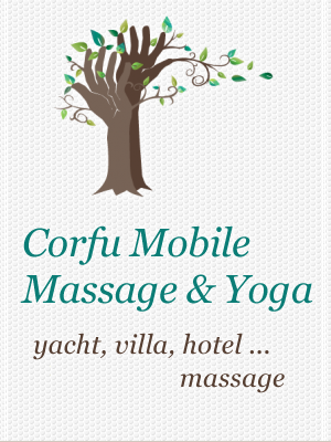 Corfu Healing Touch Massage | Mobile Spa Massage Treatments in Corfu, Greece | Massage at Home in Corfu | Μασάζ στο Σπίτι, Κέρκυρα